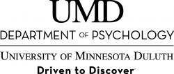 University of Minnesota Duluth Psychology Department