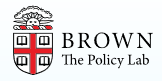 The Policy Lab at Brown University